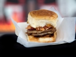 Pork Belly Korean Slider