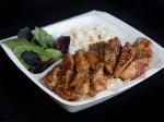 Teriyaki Chicken Plate